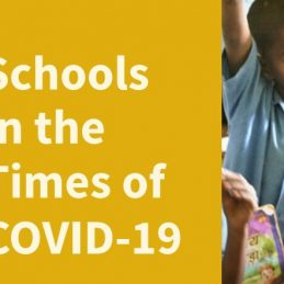 schools in the time of covid19